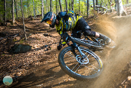 First Tracks at MSS Bike Park - Video