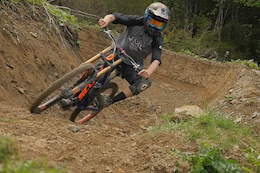 30 Seconds of Berm Blasting with Vinny T - Video