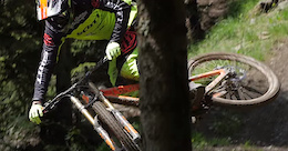 Brendog Rippin' the Champéry WC Track - Video