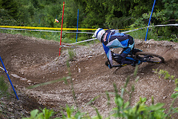 iXS European Downhill Cup: Round Three, Schladming, Track Preview - Video