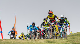 Maxiavalanche Europ Cup Vallnord 2016