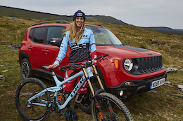 Win a Ride Clinic with Jeep and Rachel Atherton - Last Day to Enter
