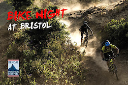 Kendal Mountain Festival Presents: Bike Night in Bristol