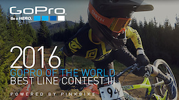 One Month Left in the GoPro: Best Line Bike Contest Returns - Win $25,000 Cash