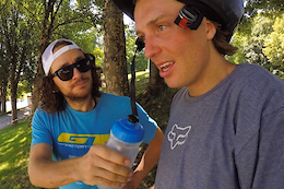 Ask The Pros: World Cup DH vs. FMB Dirt Jumping - Video