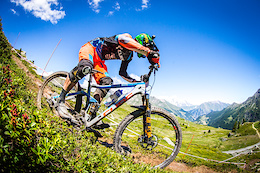 Cube Action Team: Enduro World Series, La Thuile - Video