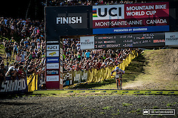 Mont Sainte-Anne to Host 2019 MTB World Championships