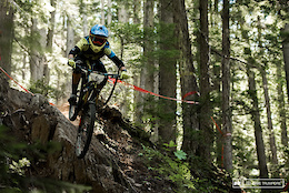 Inside the Tape: EWS Raw - Crankworx Whistler 2017