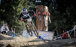 Giant Dual Slalom Determines the Queen of Crankworx