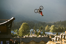 Joyride Practice: Crankworx Whistler 2016 - Photo Epic