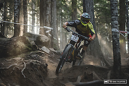 Results: Canadian Open DH  - Crankworx Whistler 2017