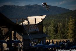 Red Bull Joyride: Crankworx Whistler 2016 - Results