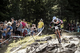 UCI Mountain Bike World Cup: Epic finish in Vallnord live on Red Bull TV