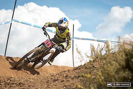 Welcome to the Dust Bowl: Qualifying - Vallnord DH World Cup 2016