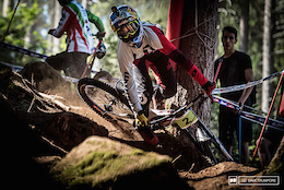 Fear and Loaming: Practice One - Val di Sole DH World Champs 2016