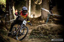 Timed Training Highlights Video - Val di Sole DH World Champs 2016