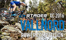 Stages Cycling - Vallnord World Cup XC Power Competition Winner