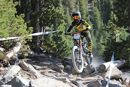 Pro GRT Round 7 at Mammoth Mountain, Practice - Video