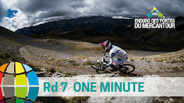 Two Legends and a New Champion in One Minute - EWS Round 7: Valberg, France