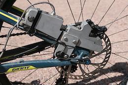 Brake Power Meter Prototype - Interbike 2016