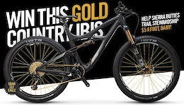 Help Build Trails 5 Bucks at a Time - Win a $10,000 Bike