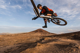 Riding Gran Canaria with Blake Samson