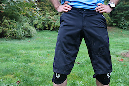 Bontrager Evoke Stormshell Short - Review