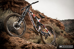Carson Storch's Rocky Mountain Maiden - Red Bull Rampage 2016