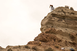 The Kyle Strait Line - Red Bull Rampage 2016