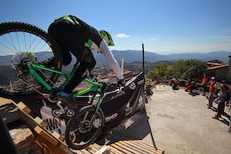 Johannes Fischbach's Taxco DH Winning Run - Video