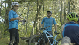 Riding the Oz Trails: Tandie's Story - Video