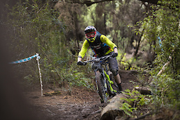 Joe Nation Defends Title at Emerson's 3 Peaks Enduro