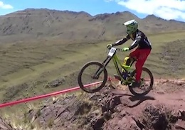 Pan-American Downhill Championships 2016 - Video