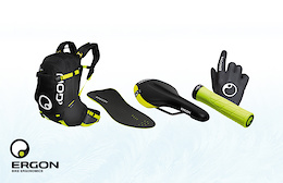 Win an Ergon All-Mountain Package - Pinkbike's Advent Calendar Giveaway