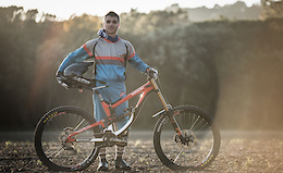 Madison Saracen Factory Team Sign Alex Marin