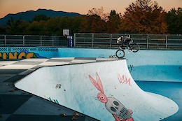 Kris Fox, Sergio Layos, and Dan Foley Session Vancouver's Best Parks - Video