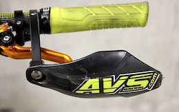 AVS Racing Handguards - Review