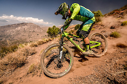 Andes Pacifico Enduro 2017, Day Two - Video