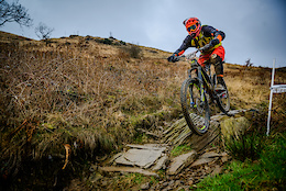 Haibike Welsh Gravity Enduro Mash Up 1, Afan
