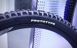 Tioga's Prototype Glide G3 Tire  - Taipei Cycle Show