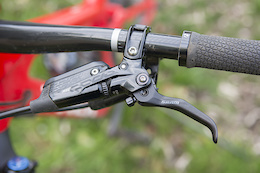SRAM's New Code Brakes - First Ride