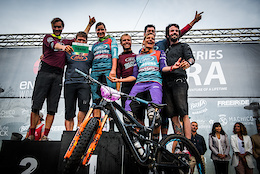 Ibis Cycles Enduro Race Team EWS Madeira Report