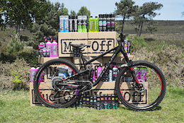 Win a £3,000 Focus Jam Lite MTB and a Huge Supply of Muc-Off