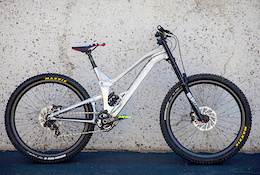 First Look: Intense's New 29er DH Bike
