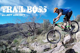 Trail Boss Jeff Lenosky – La Milagrosa – Video