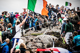 Carlson and Morrison Battle the Wicklow EWS – Video