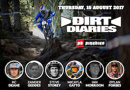 Dirt Diaries Gets Down And... For Crankworx Whistler