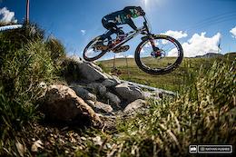 Greg Minnaar Helmet Cam Run – Fort William DH World Cup