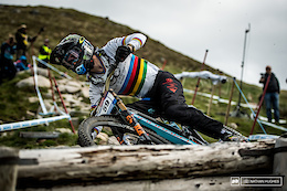 Qualifying Results – Fort William DH World Cup