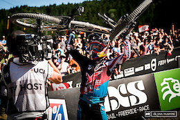 Finals Highlights Video - Leogang DH World Cup 2017